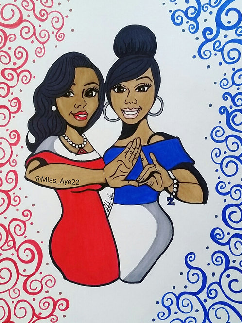 Diva and Finer Woman