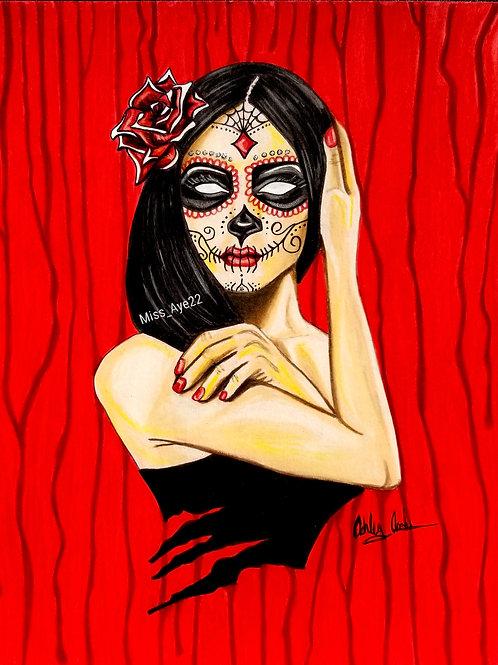 Hispanic Culture Mask