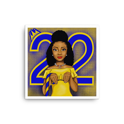 RHOyal 22 Canvas