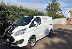mobile vehicle technician van