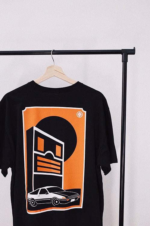 The Justyce x Moritugui Camiseta AE86