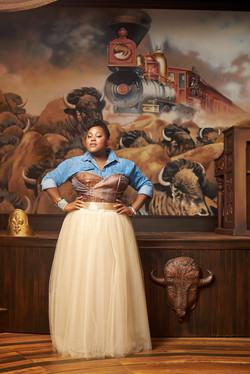 Ashley D. Kelley - Photo by Sergio Garcia for BELLA