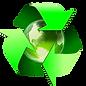 Logo reflétant le caractère écologique de la mountainboard électrique