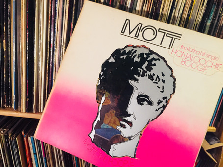 MOTT. MY VERY FIRST ALBUM