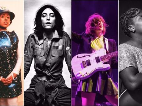 50 WOMEN WHO CHANGED ROCK'N'ROLL...