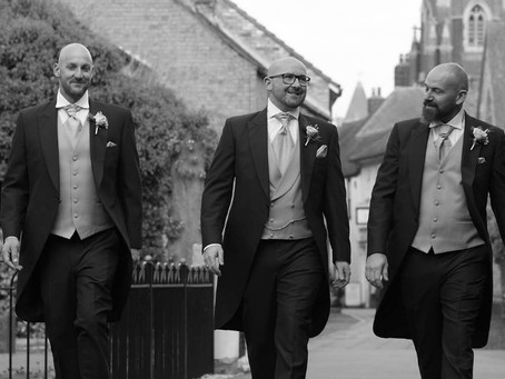 GROOMS: DOES YOUR WEDDING SUIT NEED A WAISTCOAT?