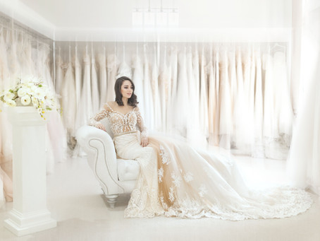 What to expect at your first bridal boutique visit - 24 Top Tips