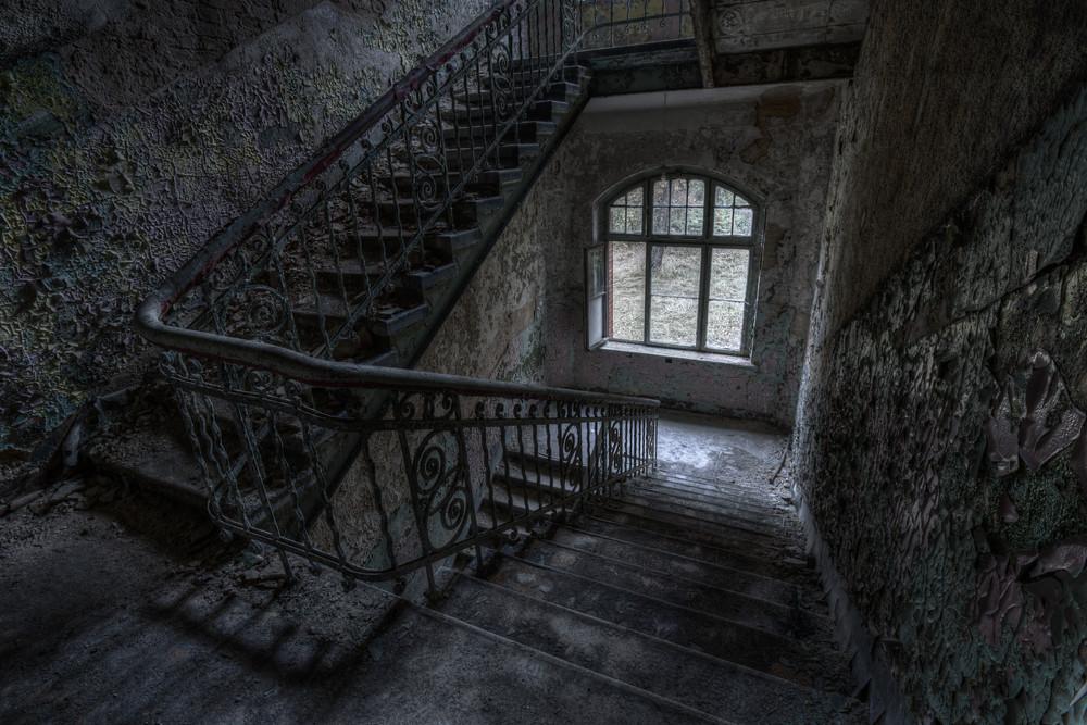 Stairs of Beelitz