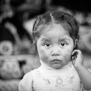 Cusco girl