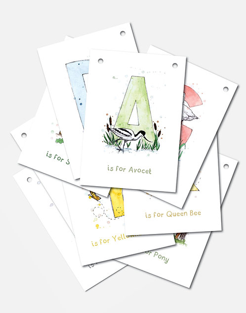 Full A-Z | Bunting