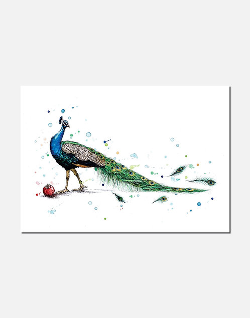 Noble Prince in Full | Signed Limited Edition Print