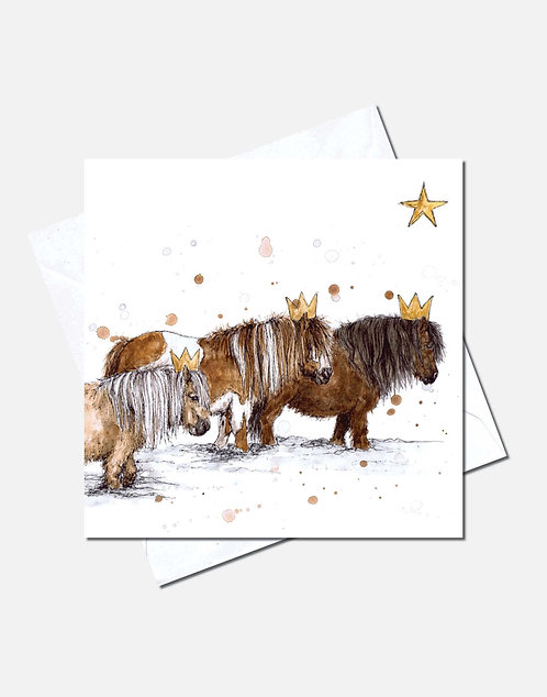 We Three Kings | Card Design