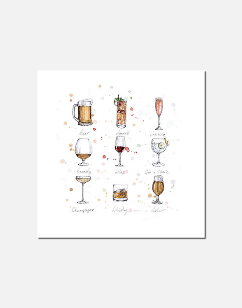 Cheers | Signed Limited Edition Print