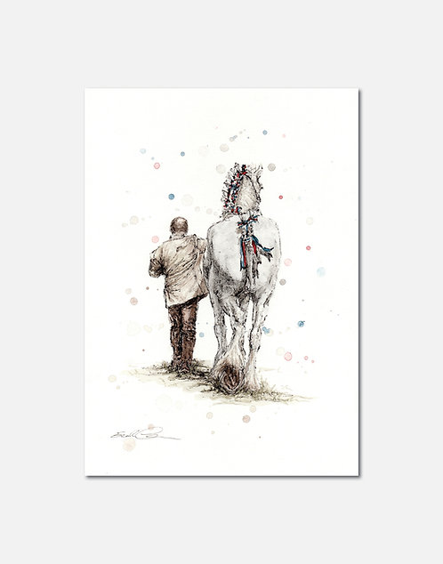 Heading Home | Signed Limited Edition Print
