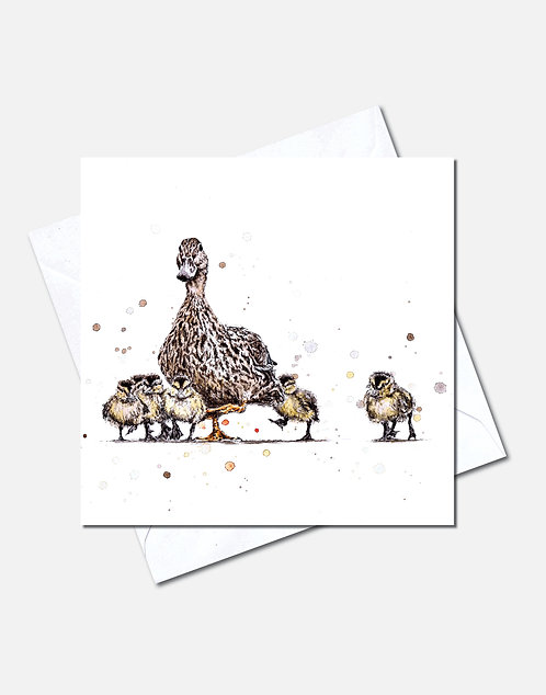 Mother Duck | Card Design