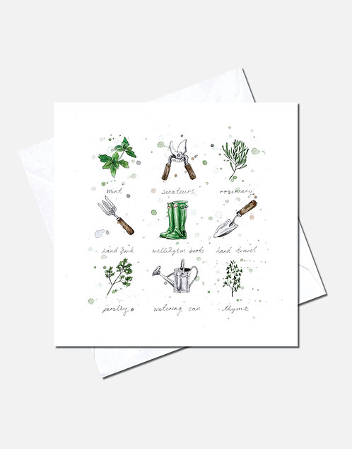 Gardeners' World | Card Design