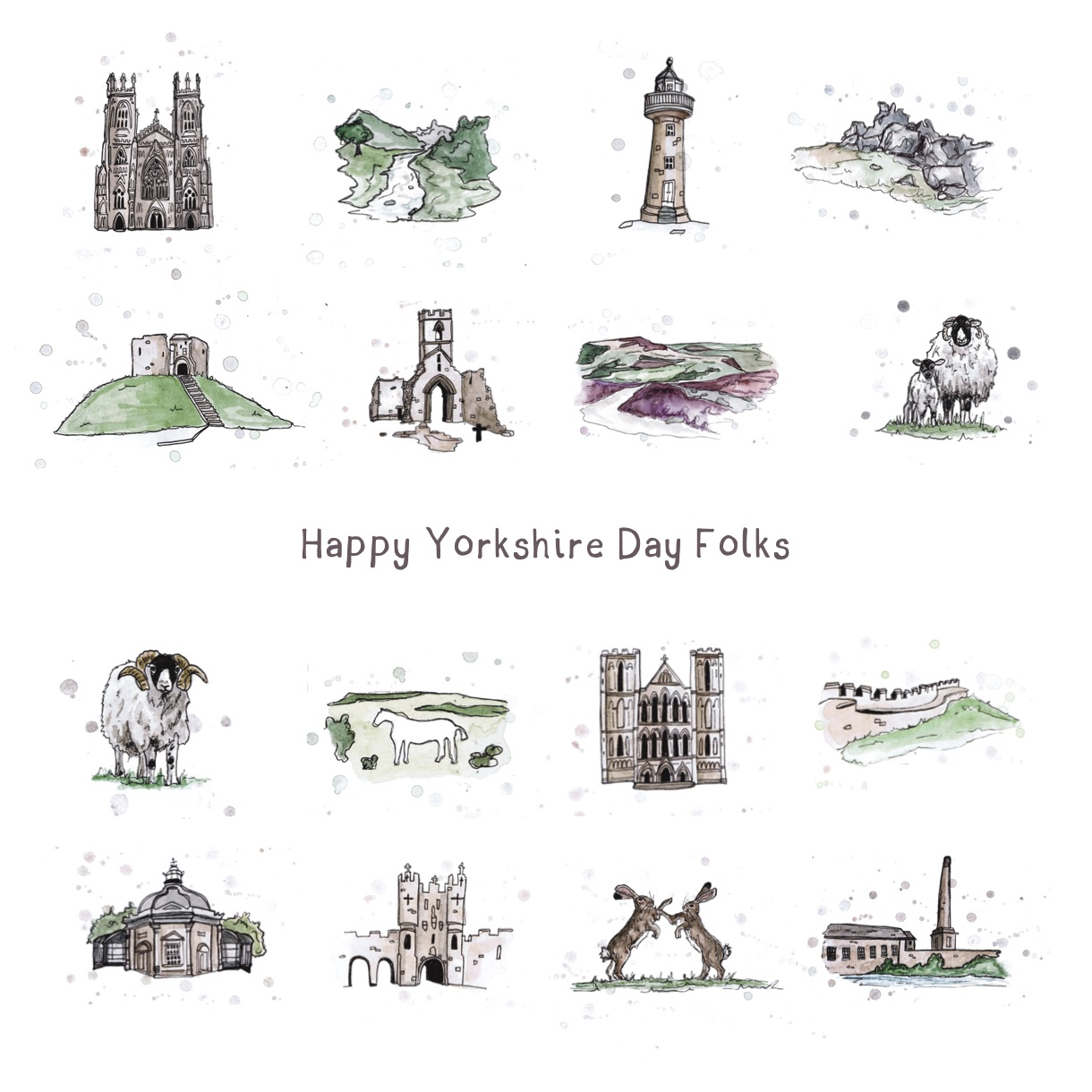 Yorskhire Day