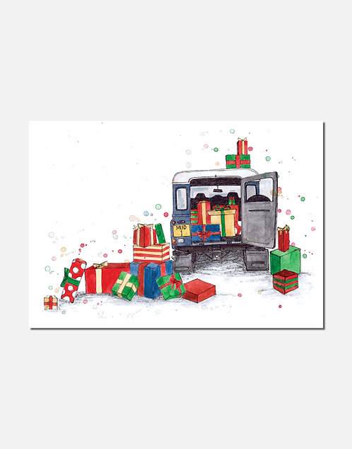 A Very Landy Christmas | Signed Limited Edition Print