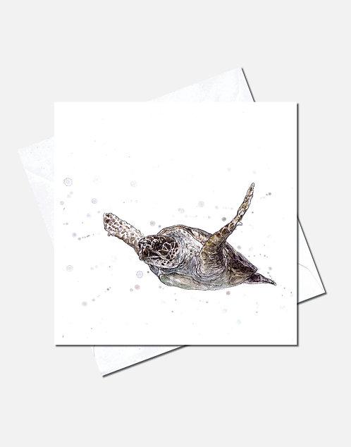 Into the Deep   Card Design