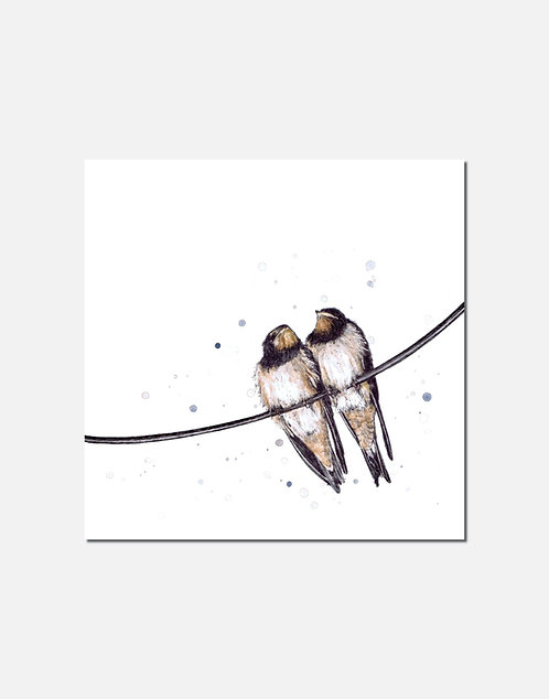 Birds of a Feather | Signed Limited Edition Print