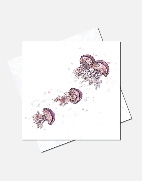 A Bloom of Pink   Card Design