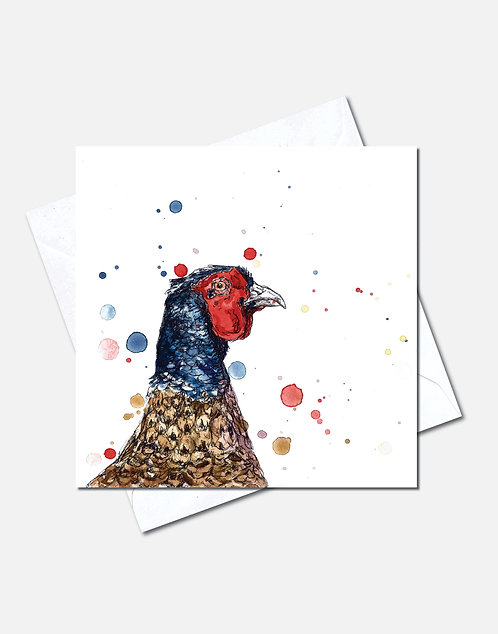 Pheasant | Card Design