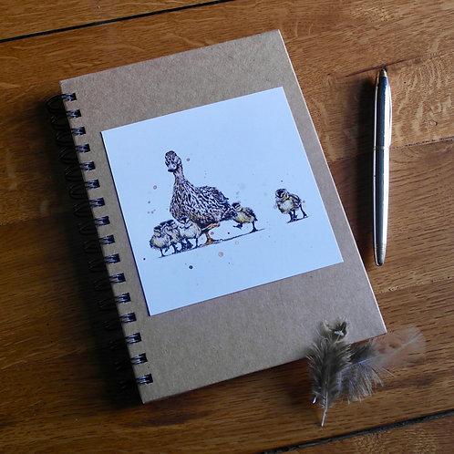 Mother Duck | A5 Notebook