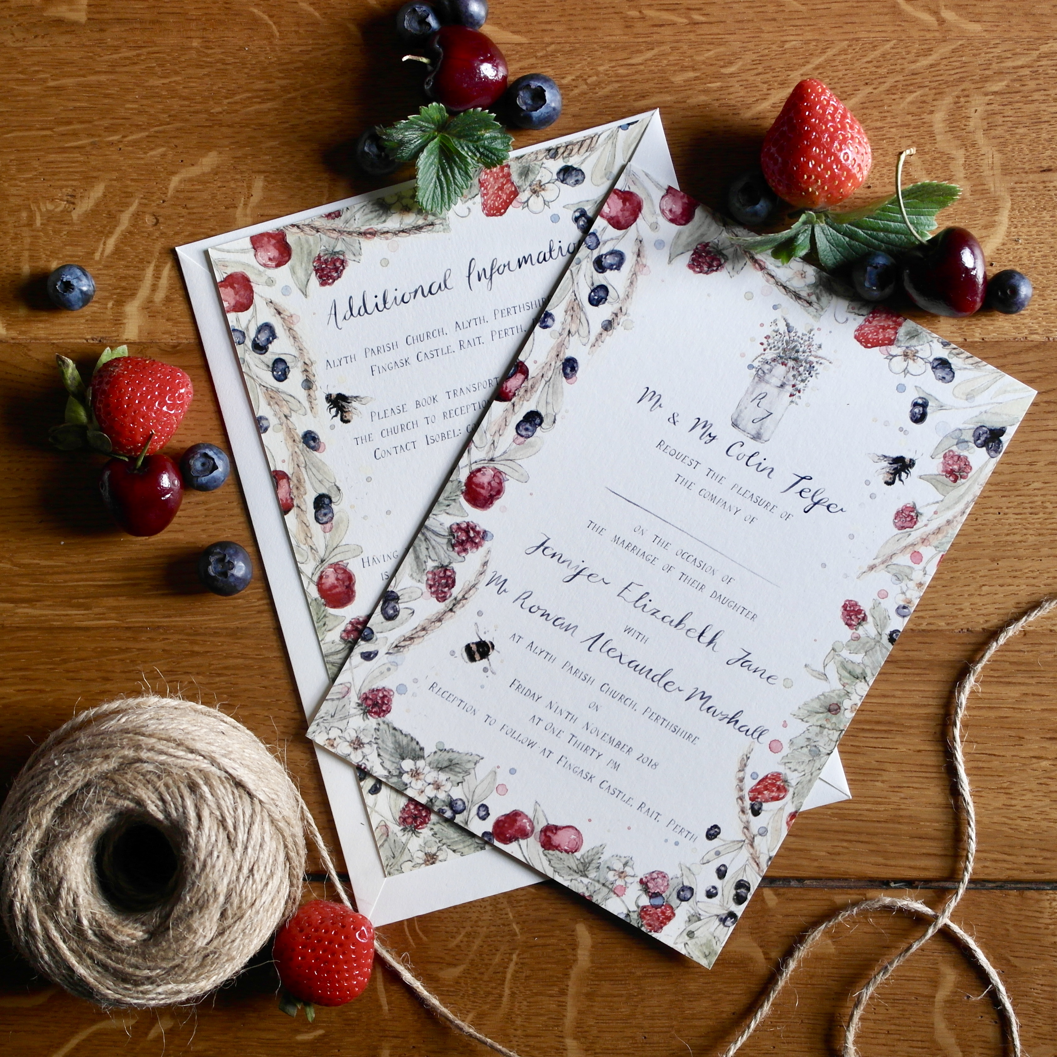 DAY & EVENING INVITATIONS