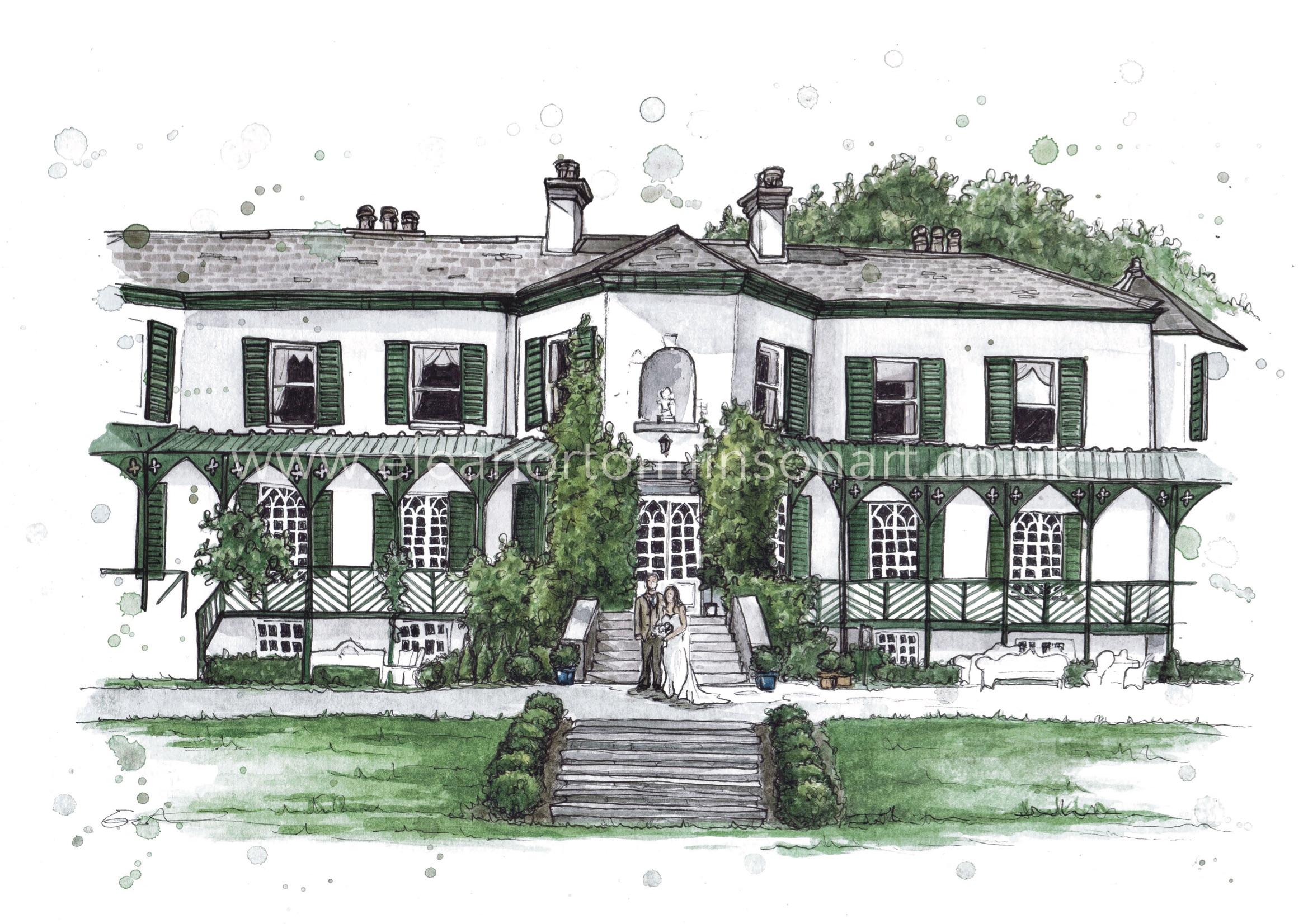 ASHLEY PARK HOUSE, TIPPERARY, IRELAND