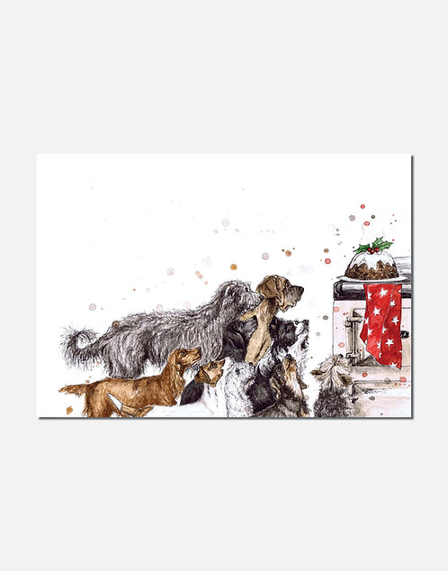 Christmas Pud | Signed Limited Edition Print