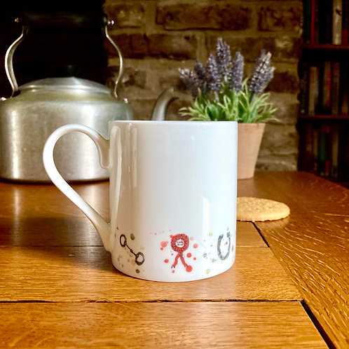 Stable Essentials | Fine Bone China Mug