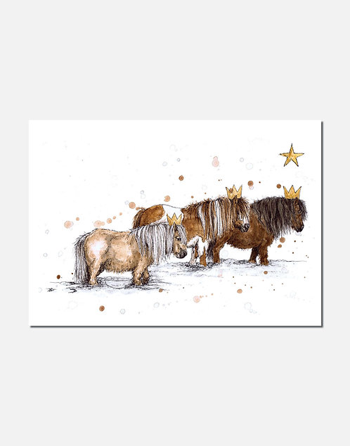 We Three Kings | Signed Limited Edition Print