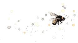 SINGLE FLYING BEE