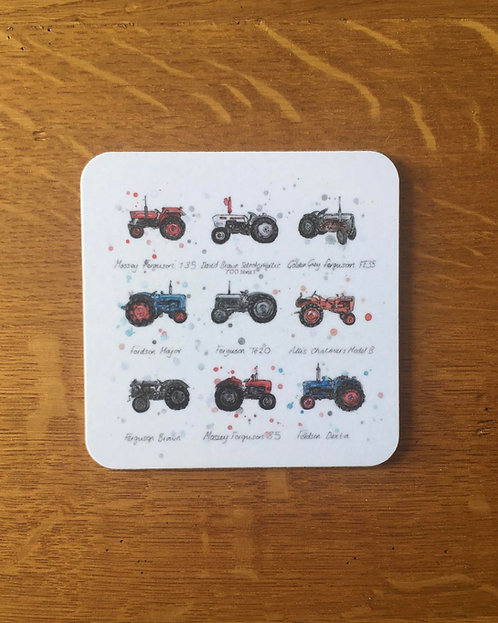 Tractors | Coaster