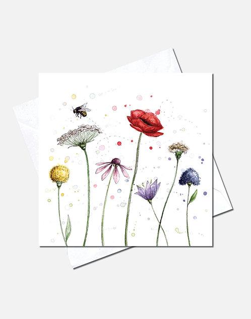 Spring has Sprung | Card Design
