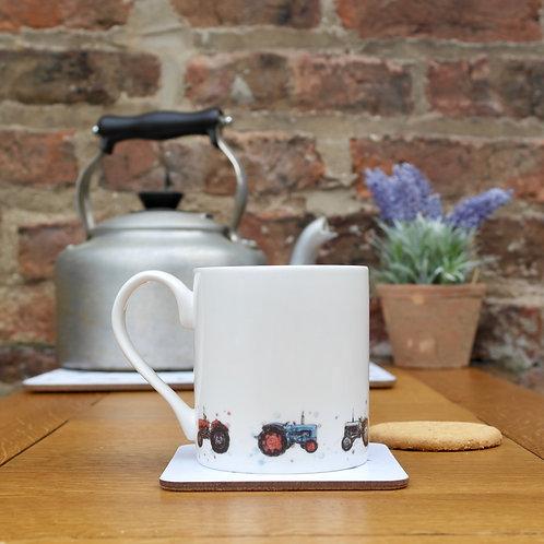 Tractors | Fine Bone China Mug