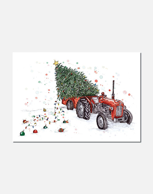 A Massey Little Christmas | Signed Limited Edition Print