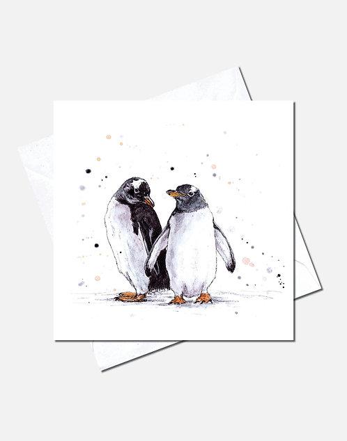 Waddle | Card Design