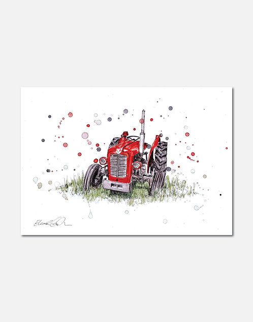 Massey | Signed Limited Edition Print
