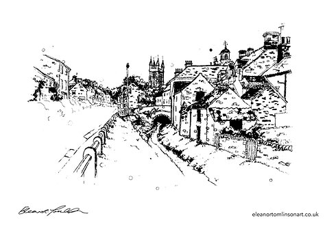 Helmsley | Colour Me In