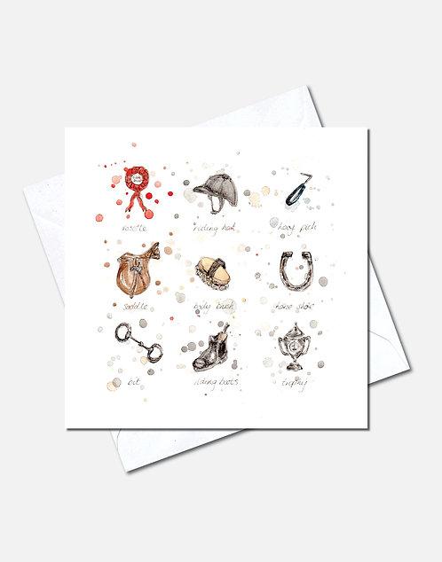 Stable Essentials | Card Design