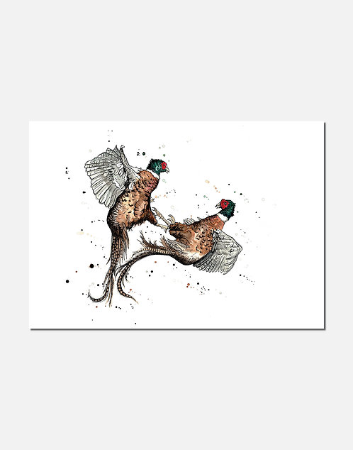 Rough & Tumble | Signed Limited Edition Print
