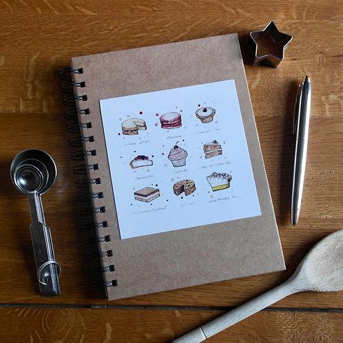 Star Baker | A5 Notebook