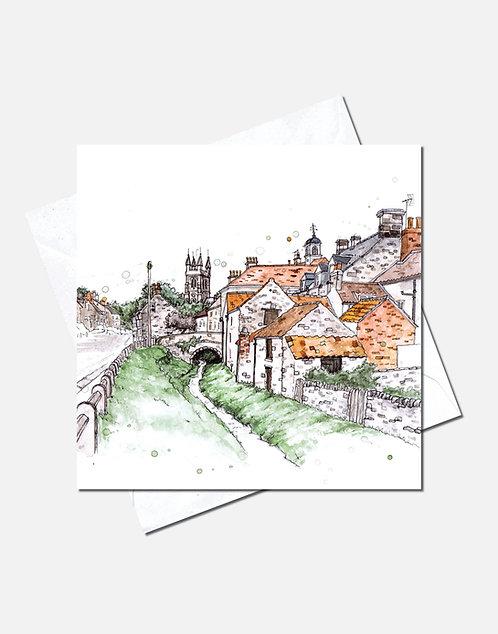 Helmsley | Card Design