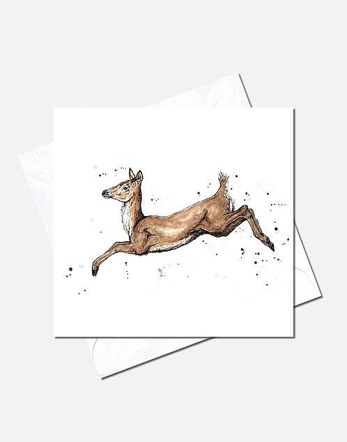 The Leap   Card Design