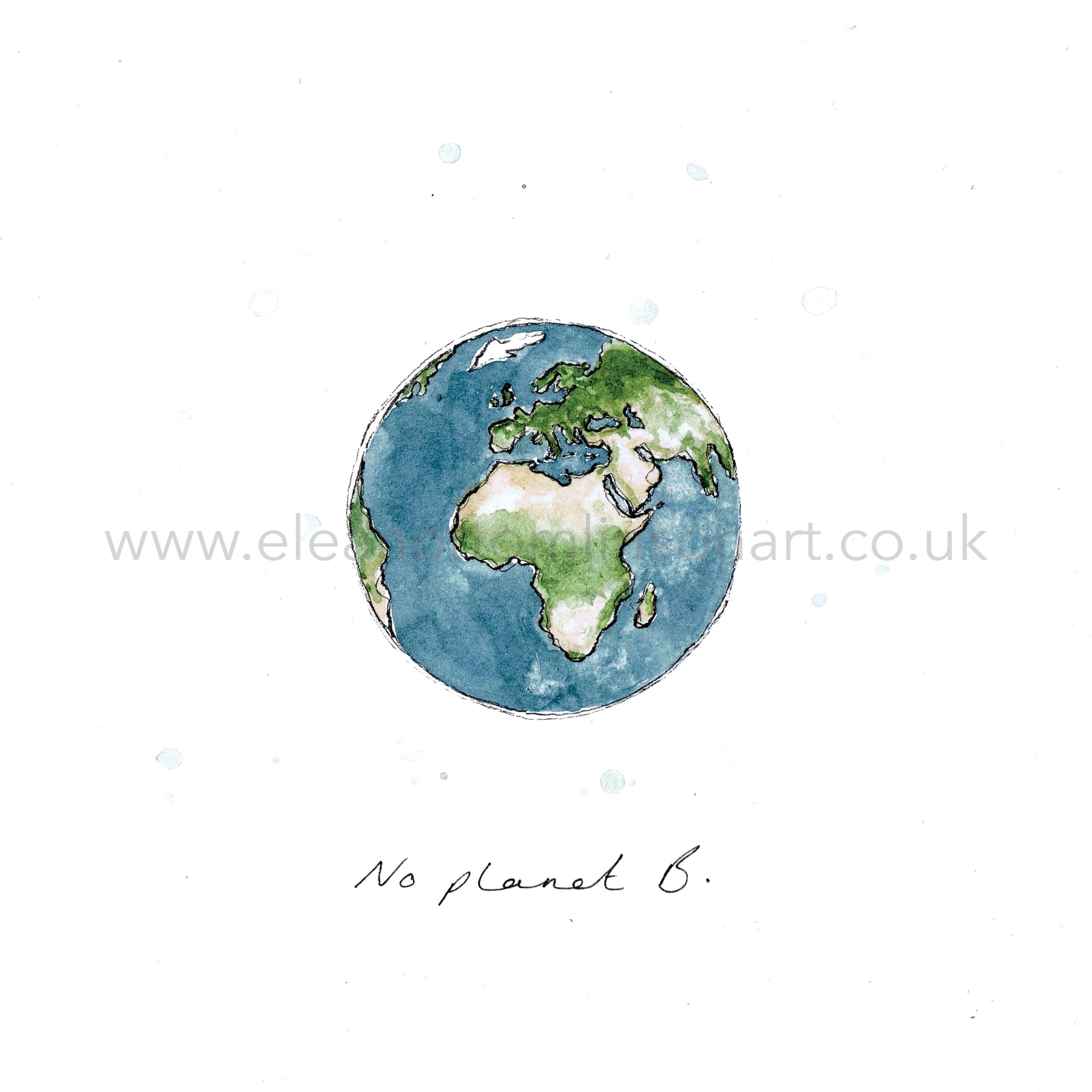NO PLANET B | CLIMATE STRIKE 2019
