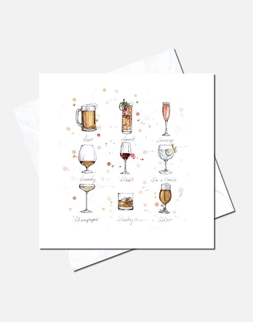 Cheers | Card Design