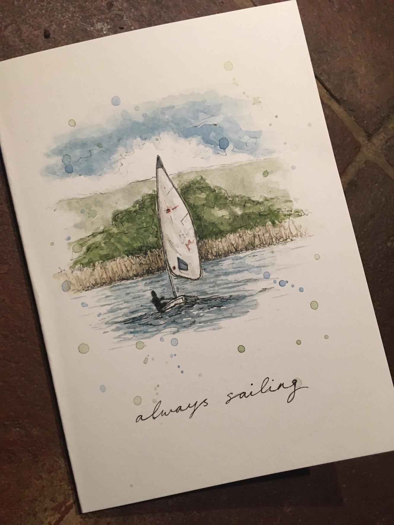 ALWAYS SAILING