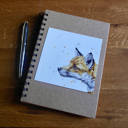 Mr. Fox | A5 Notebook