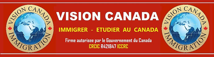 Vision Canada Immigration, President Christian Yopa Consultant Canadien agree en Immigration CRCICR421847